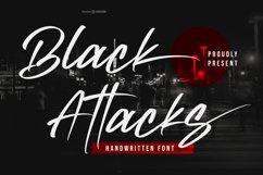 Black Attacks Product Image 1