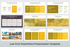 Law Firm PowerPoint Presentation Template Product Image 6