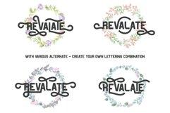 Revalate - Stylistic Sans Serif Product Image 2