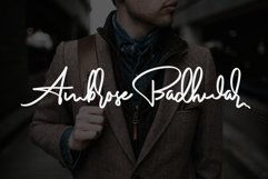Anderfont - a Signature Font Product Image 5
