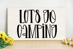 Spring Life - A Quirky Handlettered Font Product Image 3