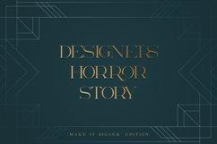 Akros - Art Deco Serif Extras Product Image 2