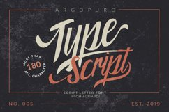 Argopuro Script Product Image 1