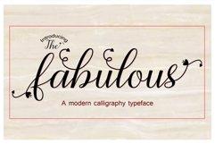 The fabulous Product Image 1