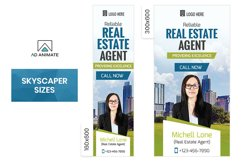 Real Estate Agent Animated Ad Banner Template - RE002 Product Image 3
