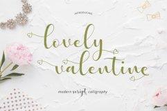 Lovely Valentine Product Image 1
