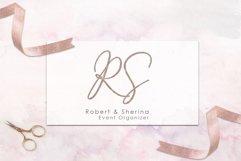 Rachela Script Bold Product Image 3