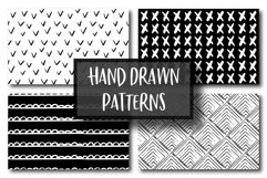 Hand Drawn Pattern Bundle Product Image 1