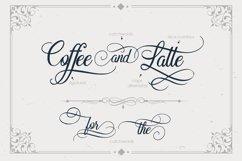 Beradon Script - Elegant Wedding font Product Image 5