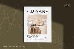 Glory Sunset Luxury Font Duo Product Image 6