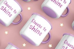 Unicorn Fold - Display Font Product Image 7