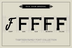 Web Font Forester Family Product Image 2