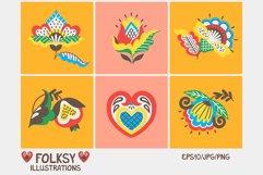 FOLKSY | graphics set Product Image 4