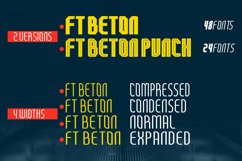 FT Beton Punch Compressed Product Image 3