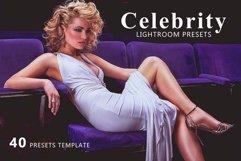 Celebrity Lightroom Presets Product Image 1