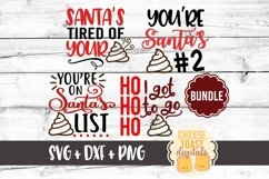 Christmas Toilet Paper Roll Design Bundle - Christmas SVGs Product Image 1