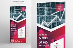 Modern Roll Up Banner Template Product Image 4