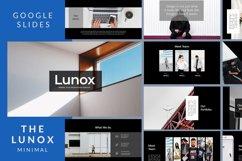 Lunox Dark - Google Slides Presentation Product Image 1