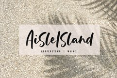 The Coast - Handwritten Script Font with Extras Product Image 6
