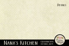 Nana's Kitchen Digital Scrapbook Kit Product Image 3
