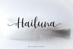 Hailuna Script Product Image 1