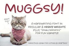 Muggsy - a short and stout fun font! Product Image 1