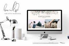 Bloom & Flourish - Floral Clipart Set Product Image 6