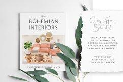 Bohemian House Watercolor set Product Image 2