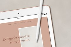 Ida - iPad Mockup Scene Creator Product Image 5