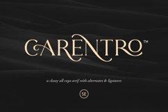 Carentro - Classy Serif Product Image 1