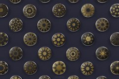 Luxury patterns - 250 geometric backgrounds collection Product Image 17