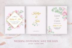 Magnolia & Eucalyptus Wedding Suite Product Image 2