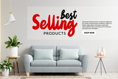 Alfissa - Brush Font Product Image 6