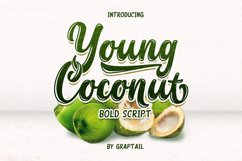 Young Coconut - 30% off + Surprise!! Product Image 1