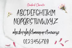 Handwritten Font - Lovelyn Robertine Product Image 7