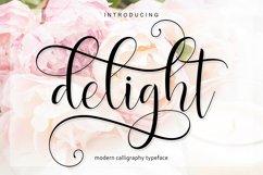 Delight Script | WEB FONT Product Image 1