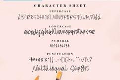 Rustton |A Handwritten Font Product Image 4