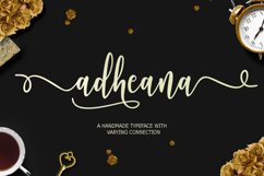 Adheana Font Duo Product Image 1