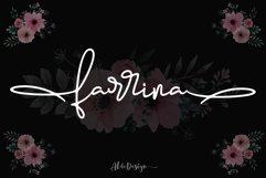 Farrina - Beautiful Script Product Image 6