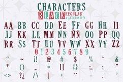 This Holiday Season - Christmas font and Extras Product Image 2