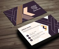 Modern Business Card Template Product Image 4