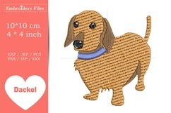 Dogs - Mini Bundle - Embroidery Files Product Image 5