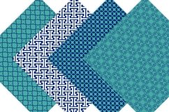 Moroccan Digital Paper Patterns Product Image 2
