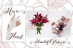 Billyra // Wedding Font - WEB FONT Product Image 3
