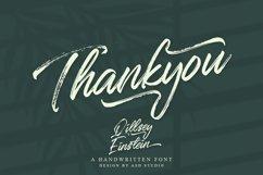 Qillsey Einstein - A Handwritten Font Product Image 3