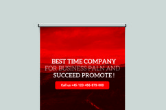 Business Rollup Banner  Product Image 1