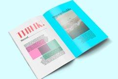 Krakatau - Display Font Product Image 2