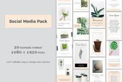 Social Media Banner Set Product Image 1
