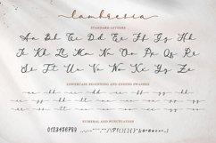Elegant Script - Lambresia Font Product Image 6