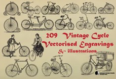 Vintage-209 Cycle Product Image 1